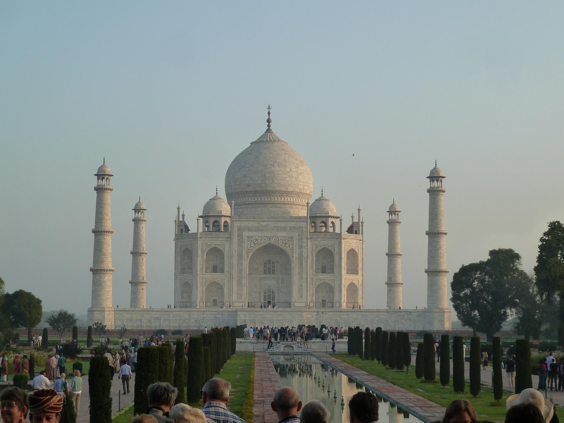 Que hacer y ver en Agra - Taj Mahal