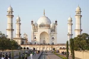 Que hacer en India - Bibi ka Maqbara - Foto: Jean-Pierre Dalbéra