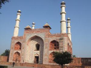 Que hacer en Agra - Sikandra - Foto de saturnism