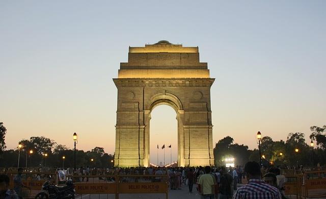 Nueva delhi - Puerta de la india
