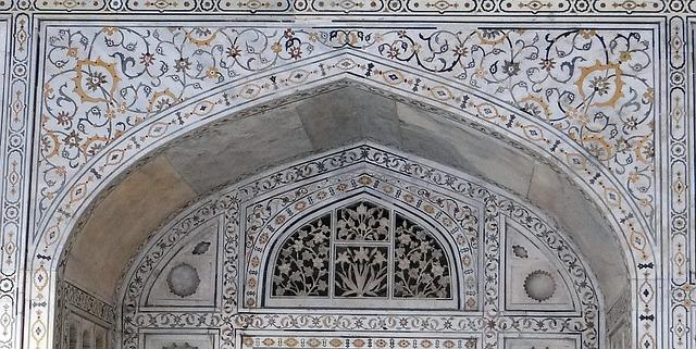 Taj Mahal detalles