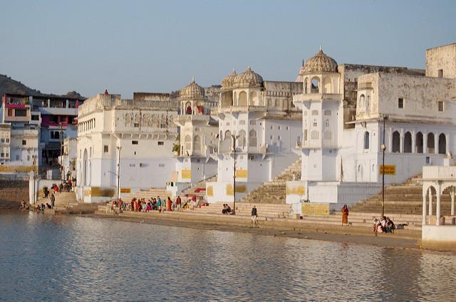 que hacer en Pushkar - India - foto de Scott Dexter